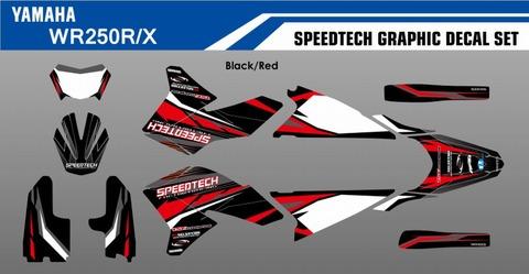 SPEEDTECH グラフィックキット WR250R/X