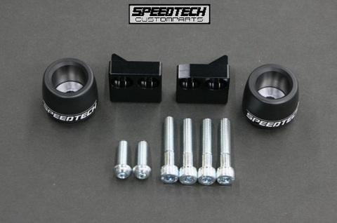 SPEEDTECH フロントアクスルスライダー CRF450L専用