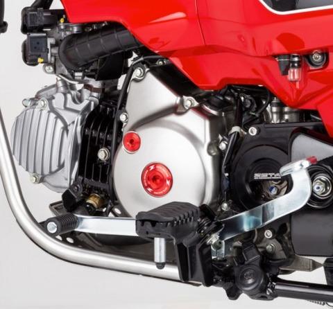 ZETA エンジンプラグ クロスカブ/CT125/モンキー125