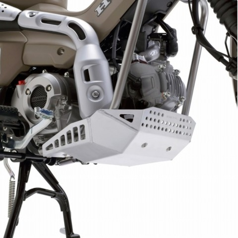ZETA エンジンプロテクション アンダーガード CT125専用 品番ZE55-8030