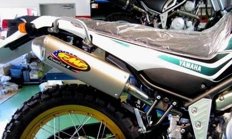 FMF パワーコア4SA サイレンサー セロー250・トリッカー・XT250X