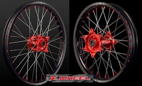 Z-WHEEL AR1オフロードホイールキット(21/18インチ)CRF250L/M/RALLY