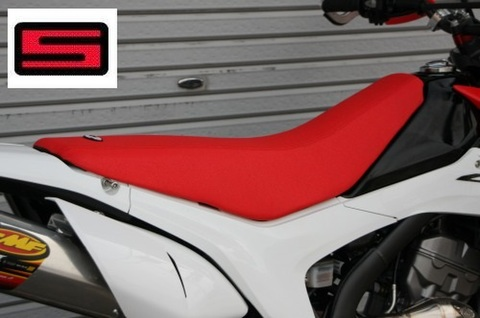 SPIRAL ハイシート(完成品)RED CRF250L/M/RALLY SP206R