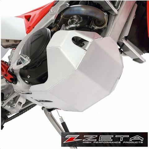 ZETA EDスキッドプレート CRF250R/450R 250RX/450RX 450L 品番ZE55-2051