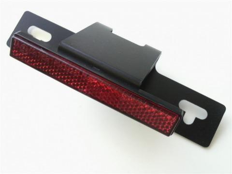 SPEEDTECH ライセンスホルダー (リフレクター&LEDライセンスランプ付) WR250R/X