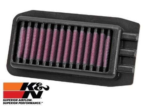 K&N 乾式エアフィルター セロー250/トリッカー/XT250X