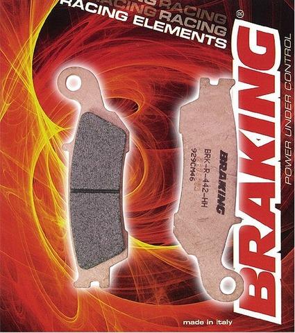 BRAKING ブレーキパッド(メタルCM46)