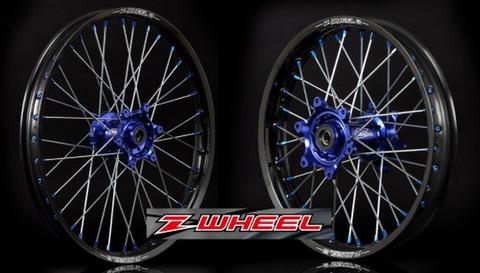 Z-WHEEL AR1オフロードホイールキット(21/18インチ)WR250R/X