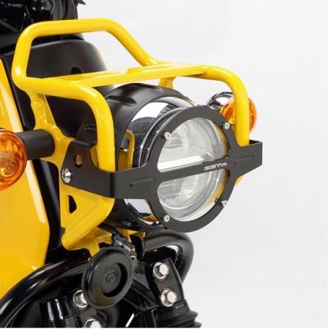 ZETA ヘッドライトガード クロスカブ 品番ZE52-4100