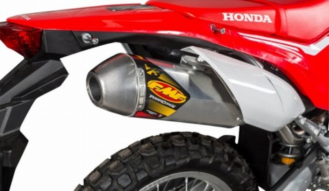 FMF パワーコア4_HEX サイレンサー CRF250L/M(MD38/44)CRF250RALLY
