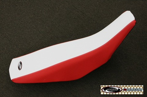 SPIRAL ハイシート(完成品)RED/WHITE CRF250L/M/RALLY SP206RW