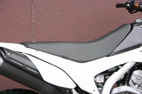 SPIRAL ハイシートコンプリート ブラック CRF250L/M/RALLY