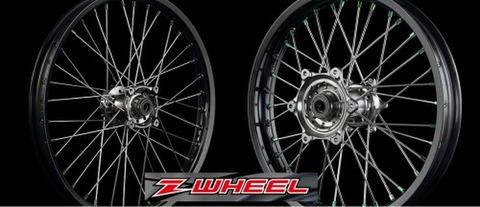 Z-WHEEL AR1ホイールキット(オフロードタイプ) KLX250/DトラッカーX