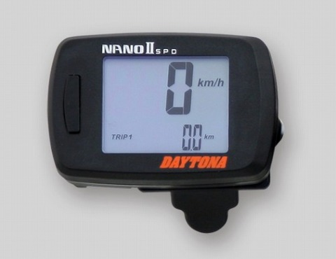 SPEEDTECH デイトナNANOスピードメーター KLX250(08-16) DトラッカーX用 品番ST06-44-KLX2