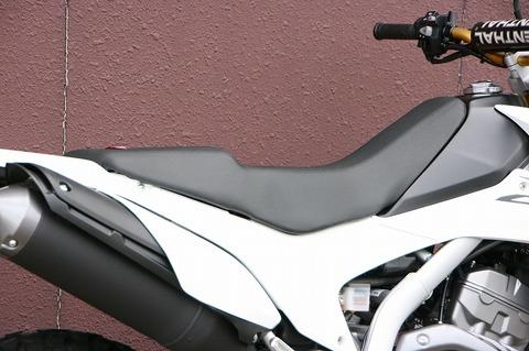 SPIRAL ステップシートコンプリート ブラック CRF250L/M/RALLY