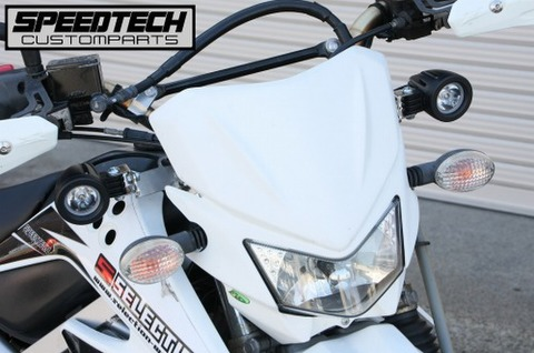 SPEEDTECH サブライトキット KLX125&Dトラッカー125