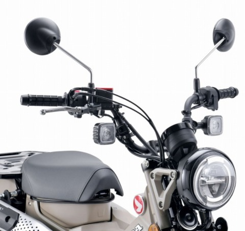 ZETA スペシャルライズドハンドルバー CT125専用 品番ZE07-9960