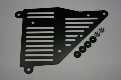 SPEEDTECH ハイフロープレート KLX125&Dトラッカー125