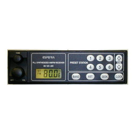 ESPERIA AM/FMステレオチューナー KRH-M68