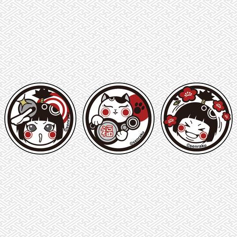 LINE缶バッチ/S2