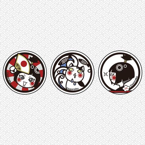LINE缶バッチ/S5