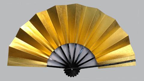 (4)金銀黒骨