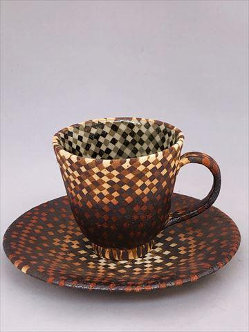コーヒー碗皿 8-73