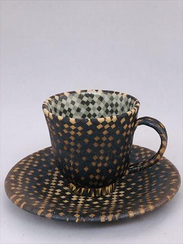 コーヒー碗皿 8-75