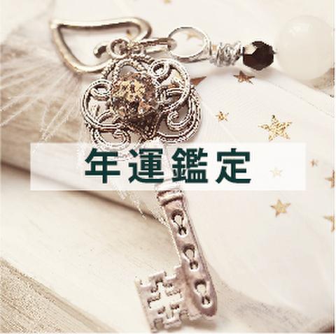 年運鑑定(メール鑑定)