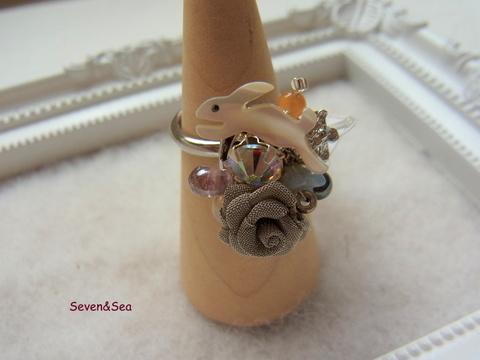 シェルウサギちゃんと薔薇のリング