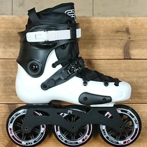 FR Skate(エフアールスケート)/FR3 310/WH-BK