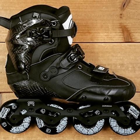 FR Skate(エフアールスケート)/IGOR/BLACK