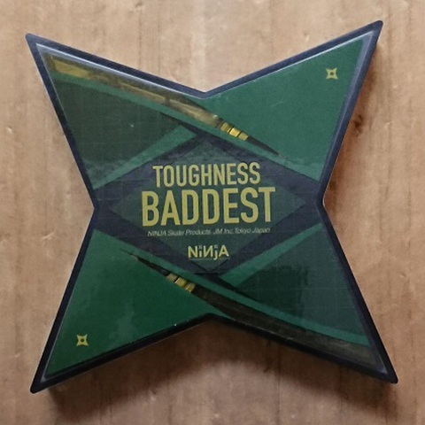 NINJA(ニンジャ)/TOUGHNESS BADDEST/Oil/8個入り
