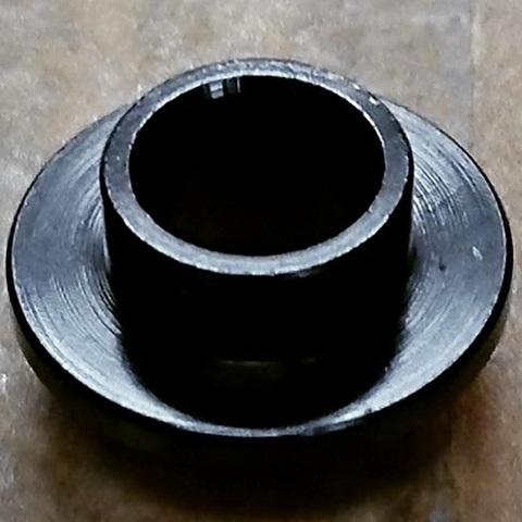 ベアリングスペーサー/8mm/BLACK