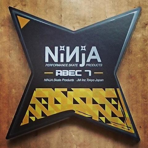 NINJA(ニンジャ)/ABEC7/Oil/8個入り