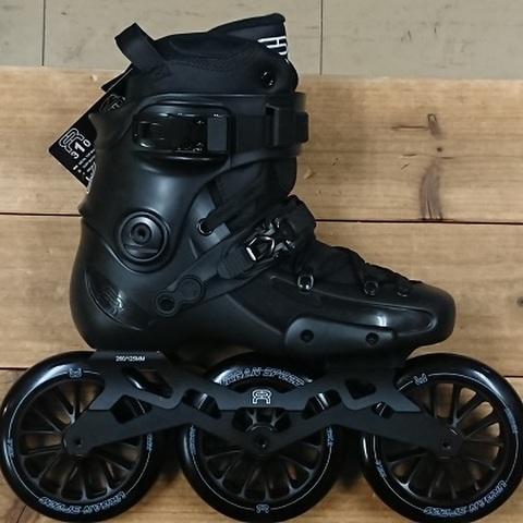 FR Skate(エフアールスケート)/FR1 325/BLACK