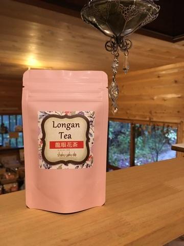 Longan tea 〜龍眼花茶〜