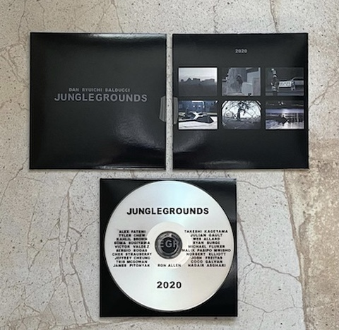 JUNGLEGROUNDS by Daniel Ryuichi Balducci / DVD