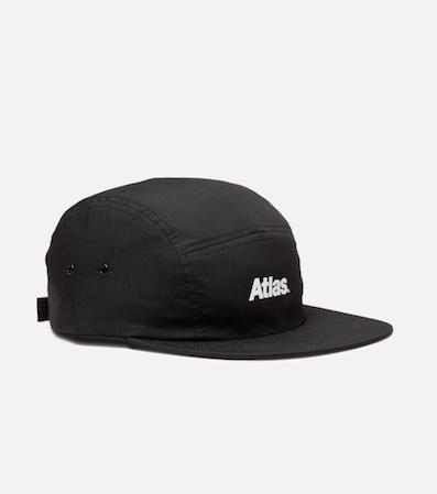 ATLAS / Atlas World jacket BLACK
