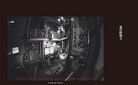 TORIOTOKO - DVD / 「愛の鉄砲玉」