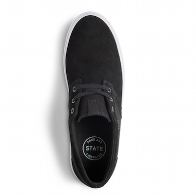 STATE FOOTWEAR /  Bishop - Black