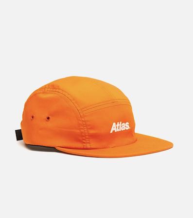 ATLAS / Atlas World jacket ORANGE