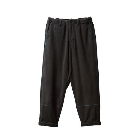 EVISEN / STITCH FLEECE PANTS