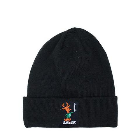 SNACK SKATEBOARDS / HARDWOOD BEANIE