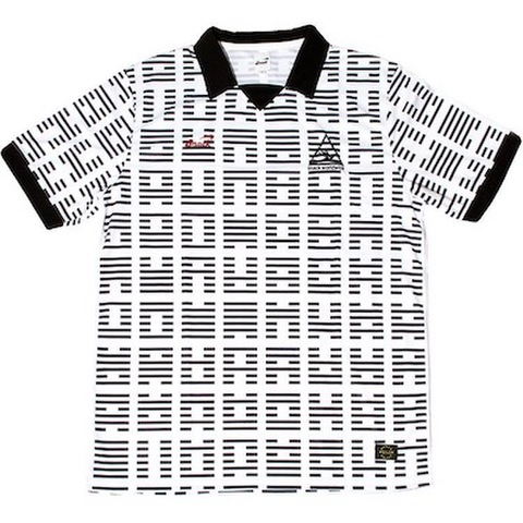 SNACK SKATEBOARDS / KING WEN SEQUENCE SOCCER JERSEY