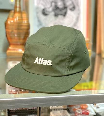 ATLAS / Atlas World jacket OLIVE