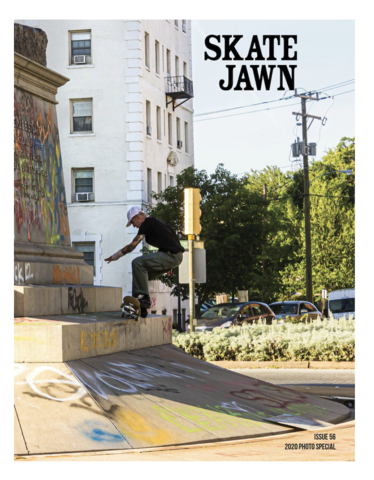 SKATE JAWN / PHOTO ISSUE (10TH SPECIAL ISSUE)