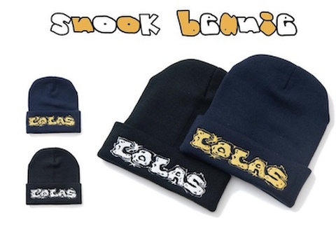 LOLA'S HARDWARE / SNOOK BEANIE