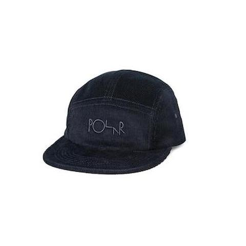 POLAR SKATE CO. / CORD SPEED CAP - NAVY