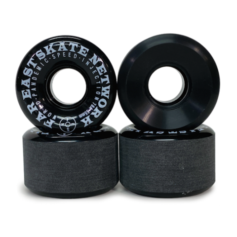 W.P.S.I HARD CORE SOFT SLIDE WHEELS /55mm 78A ROUND LIP
